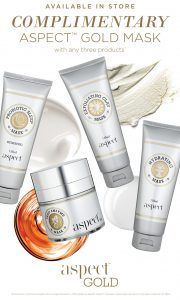 Free Mask with 3 products