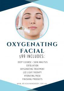 Oxygenating Facial